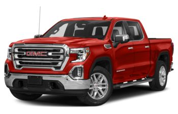 2021 GMC Sierra 1500 - Cardinal Red