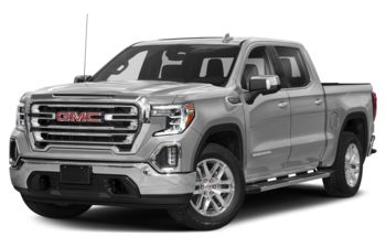 2020 GMC Sierra 1500 - Cardinal Red