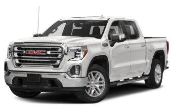 2021 GMC Sierra 1500 - Summit White