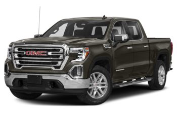 2021 GMC Sierra 1500 - Brownstone Metallic
