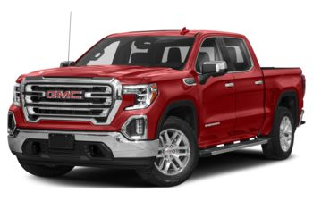 2020 GMC Sierra 1500 - Carbon Black Metallic