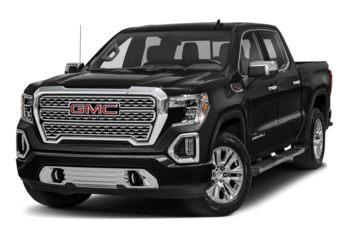 2020 GMC Sierra 1500 - Onyx Black
