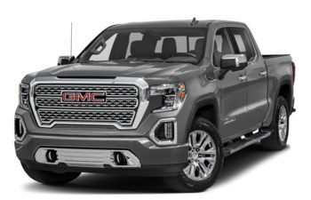2020 GMC Sierra 1500 - Satin Steel Metallic