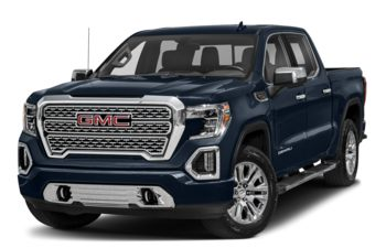 2020 GMC Sierra 1500 - Pacific Blue Metallic