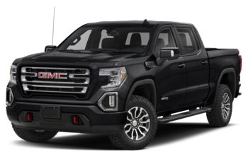 2021 GMC Sierra 1500 - Ebony Twilight Metallic