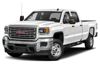 2019 GMC Sierra 2500HD - Summit White