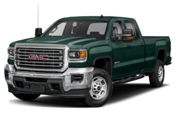2019 GMC Sierra 2500HD - Woodland Green