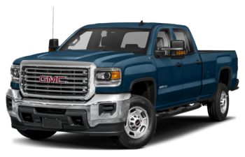 2019 GMC Sierra 2500HD - Stone Blue Metallic