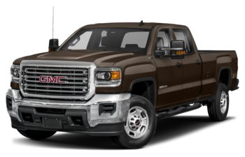 2019 GMC Sierra 2500HD - Deep Mahogany Metallic