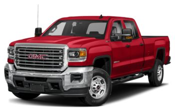 2019 GMC Sierra 2500HD - Cardinal Red