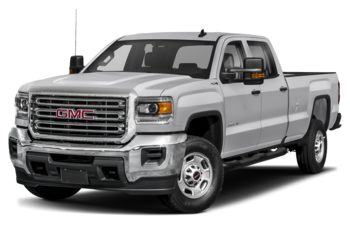 2019 GMC Sierra 2500HD - Quicksilver Metallic