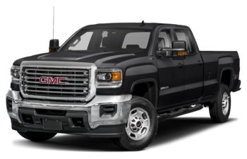 2019 GMC Sierra 2500HD - Ebony Twilight Metallic