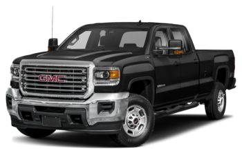 2019 GMC Sierra 2500HD - Onyx Black