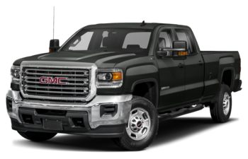 2019 GMC Sierra 2500HD - Dark Slate Metallic