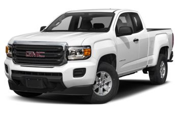 2019 GMC Canyon - Summit White