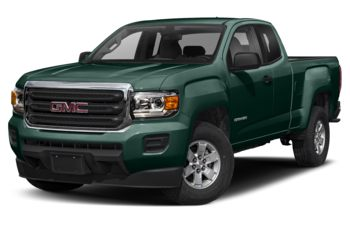 2019 GMC Canyon - Woodland Green