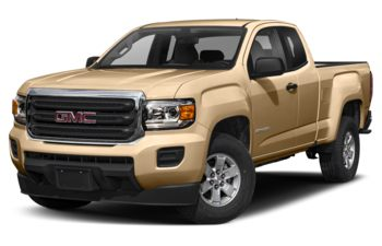 2019 GMC Canyon - Doeskin Tan