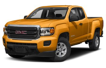 2019 GMC Canyon - Wheatland Yellow