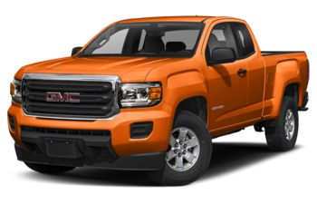 2019 GMC Canyon - Tangier Orange