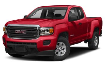 2020 GMC Canyon - Cardinal Red
