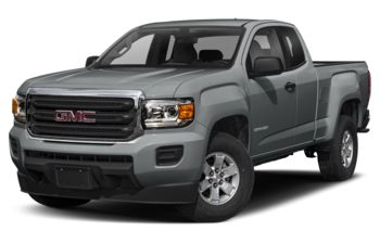 2019 GMC Canyon - Satin Steel Metallic