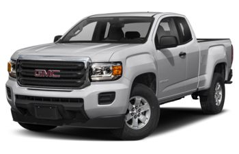 2019 GMC Canyon - Quicksilver Metallic