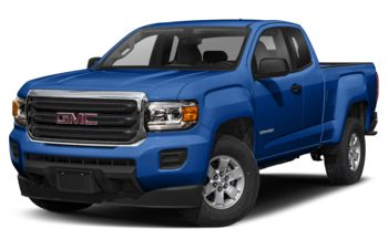 2019 GMC Canyon - Marine Blue Metallic