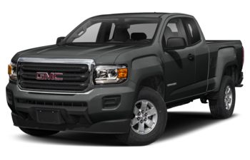 2020 GMC Canyon - Dark Sky Metallic