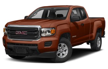 2019 GMC Canyon - Sedona Metallic