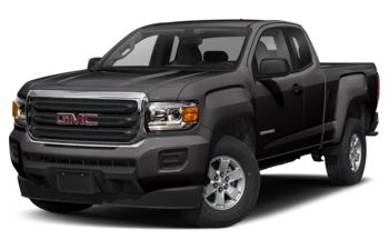 2020 GMC Canyon - Carbon Black Metallic