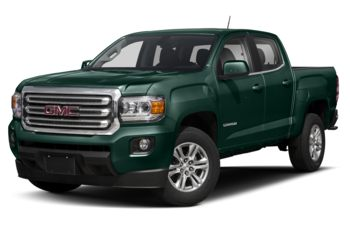 2020 GMC Canyon - Woodland Green