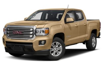 2020 GMC Canyon - Doeskin Tan