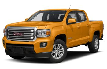 2020 GMC Canyon - Wheatland Yellow