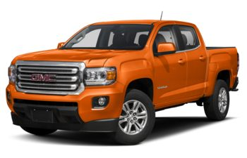 2020 GMC Canyon - Tangier Orange