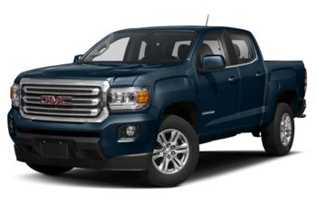 2020 GMC Canyon - Blue Emerald Metallic