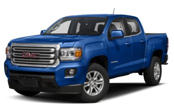 2020 GMC Canyon - Marine Blue Metallic