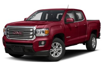 2020 GMC Canyon - Red Quartz Tintcoat