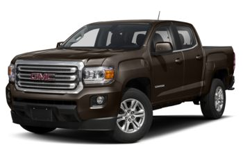 2020 GMC Canyon - Smokey Quartz Metallic