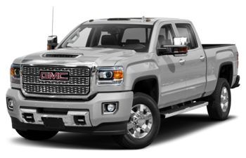 2019 GMC Sierra 3500HD - Quicksilver Metallic