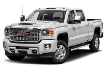 2019 GMC Sierra 3500HD - Summit White