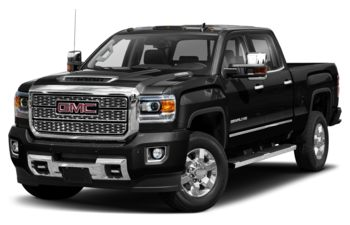 2019 GMC Sierra 3500HD - Onyx Black