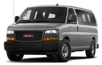 2020 GMC Savana 3500 - Quicksilver Metallic