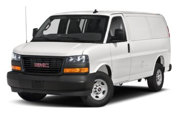 2021 GMC Savana 3500 - N/A