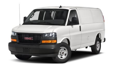 2020 GMC Savana 3500 Work Van