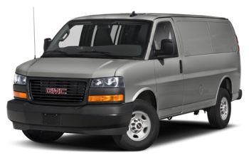 2021 GMC Savana 2500 - Quicksilver Metallic