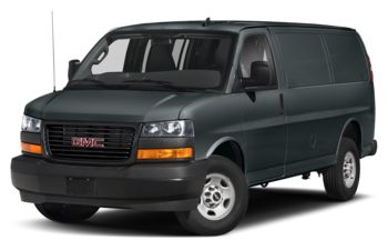 2020 GMC Savana 3500 - Dark Sky Metallic