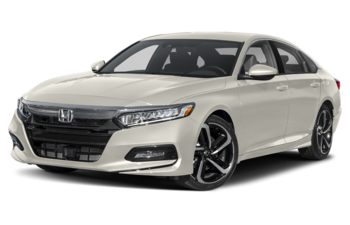2019 Honda Accord - Platinum White Pearl