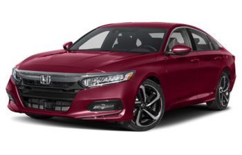 2019 Honda Accord - San Marino Red