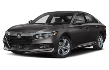 2020 Honda Accord - Modern Steel Metallic