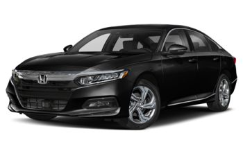 2020 Honda Accord - Crystal Black Pearl